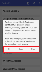 How To Get Android Device ID