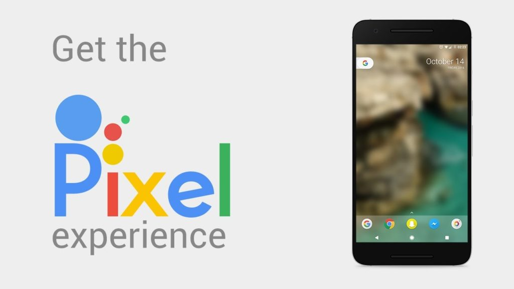 Pixel Experience ROM for Android