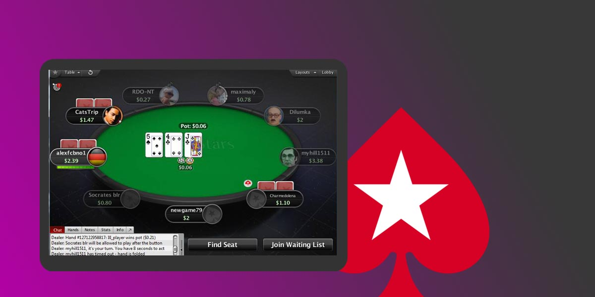 Pokerstars Beginners Guide